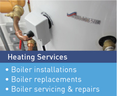 Heating Services Derby